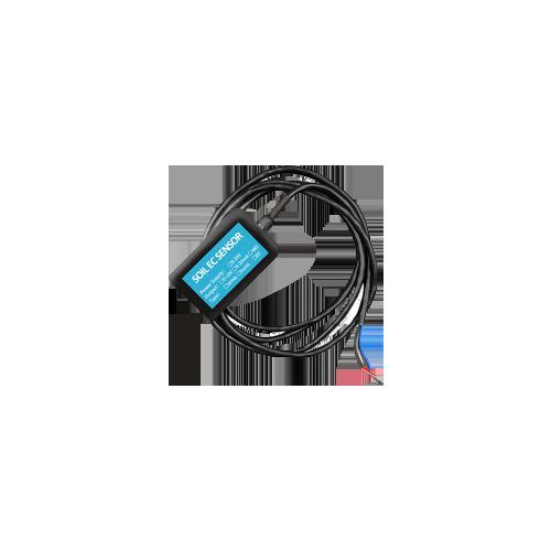 Soil conductivity sensor