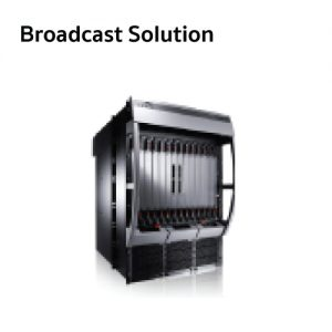 Broadcast-Solution